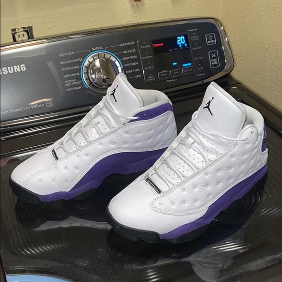 Shoes | Jordan 13s Lakers Rivals | Poshmark